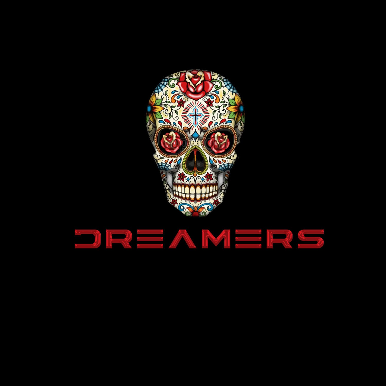 dreamers logo muerte